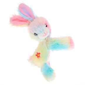 #Lovable Huggable® Rainbow Bunny Slap Bracelet,