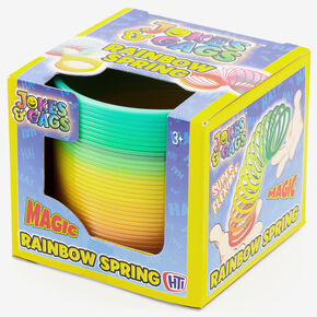 Jokes & Gags™ Rainbow Spring Fidget Toy,