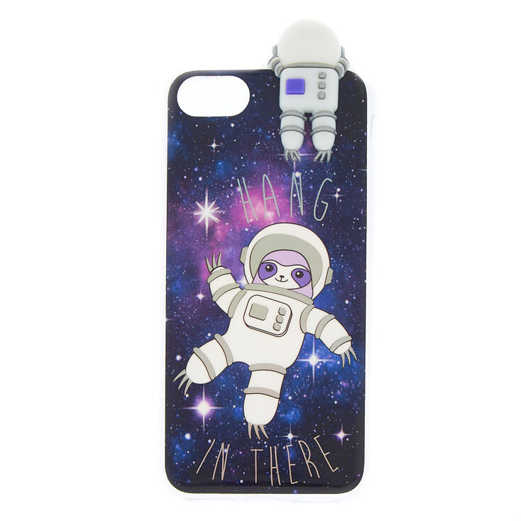 big sale 10f73 ed88b Space Sloth Pop Over Phone Case - Fits iPhone 6/7/8