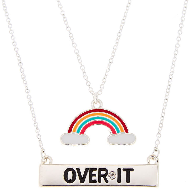 silver sterling pendant hei hallmark kids product jsp necklace op sharpen prd wid rainbow