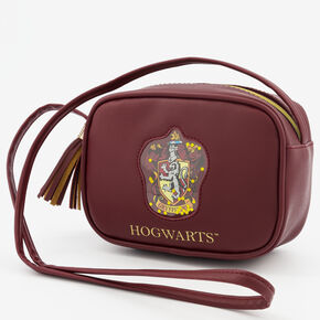 Harry Potter™ Gryffindor Crossbody Bag – Burgundy,