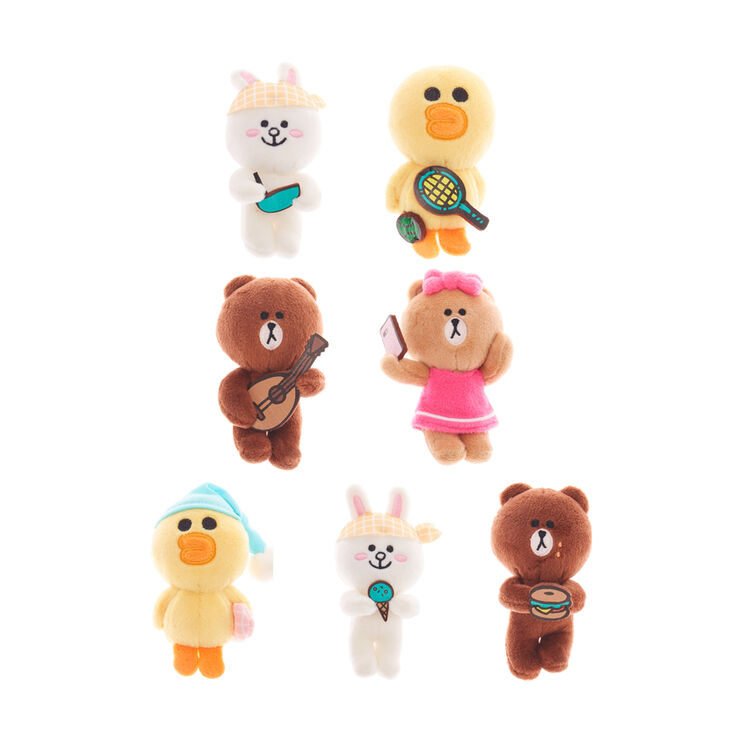 Line Friends© A Day of Friends Blind Box – Series 1,