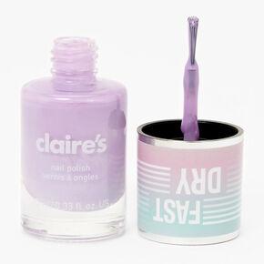 Fast Dry Nail Polish - Lilac,