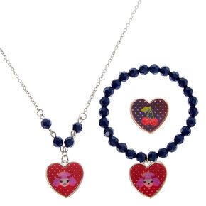 Claire's Club Lenticular Jewelry Set - 3 Pack,