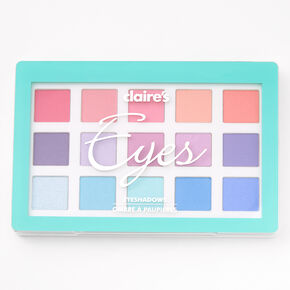 Bright Pastels Eyeshadow Palette - Mint,
