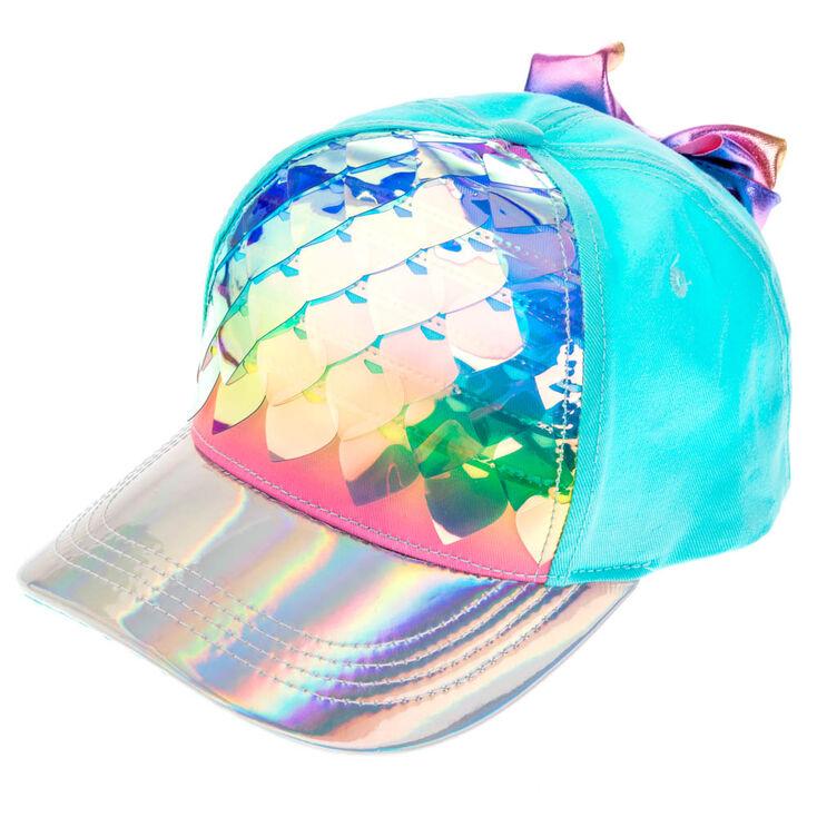JoJo Siwa trade  Ombre Holographic Baseball Cap ... ab098c983ed