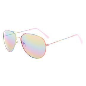 5a940ac2c Girls Sunglasses - Rubber & Retro Sunglasses | Claire's