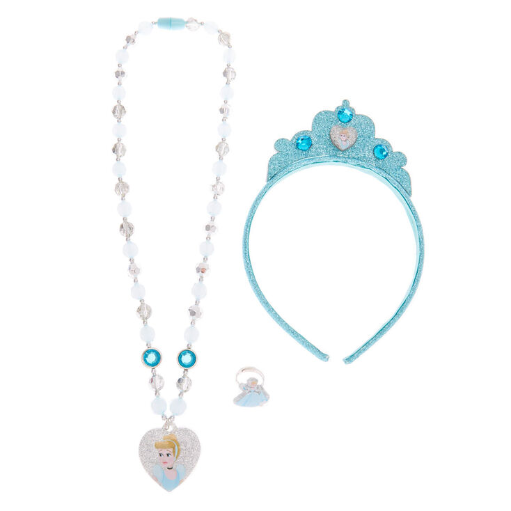 ©Disney Princess Cinderella Headband & Jewellery Set - 3 Pack,