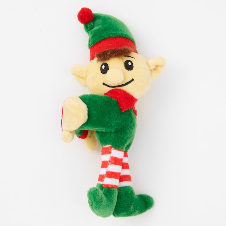 Huggie Elf Slap Bracelet - Green,