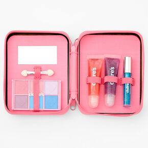 Initial Makeup Tin - Pink, A,