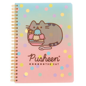 Pusheen® Ombre Notebook – Pink,