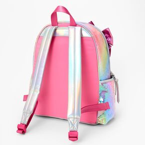 JoJo Siwa™ Rainbow Sequin Bow Backpack,