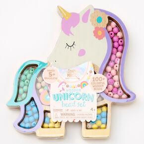 Story Magic™ Wooden Unicorn Bead Set,