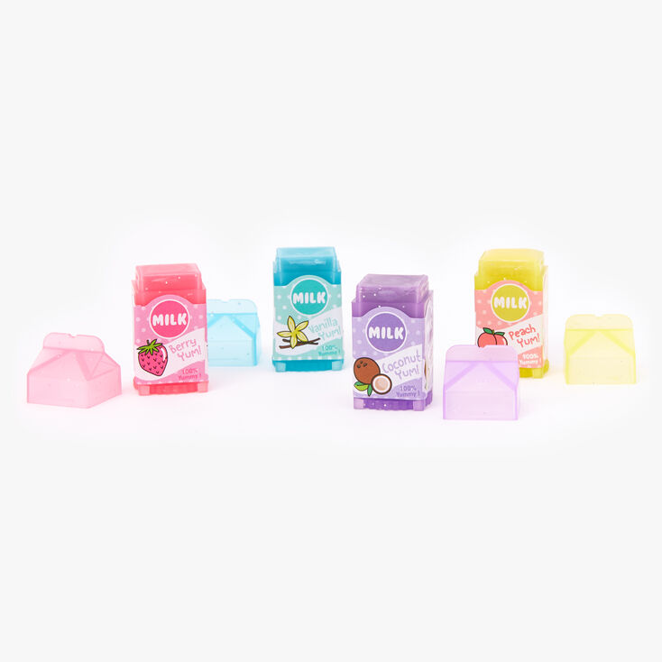 Pink Refrigerator Lip Balm Set - 4 Pack,