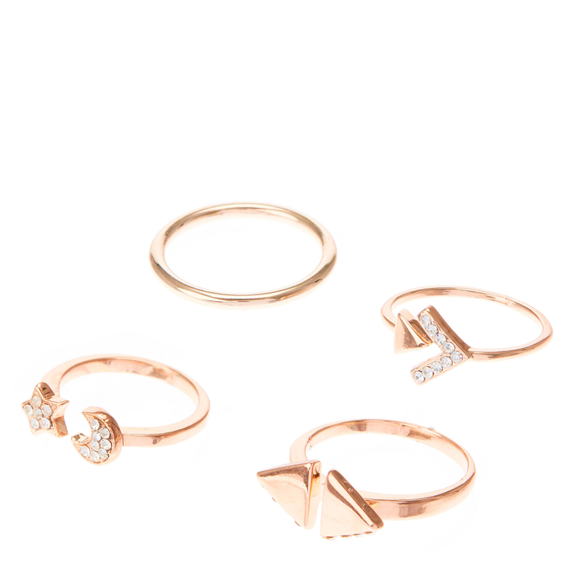 ladies engraved shaped rings ring image heart gold star signet wedding