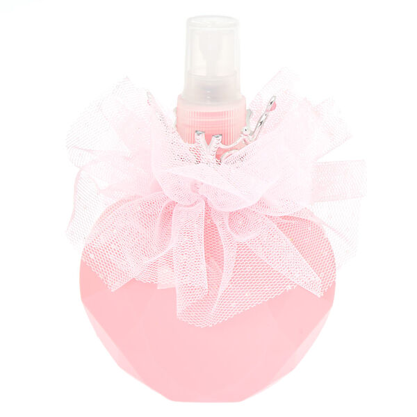 Claire's - tutu crown body spray - 1