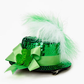 Sequin Irish Hat - Green,