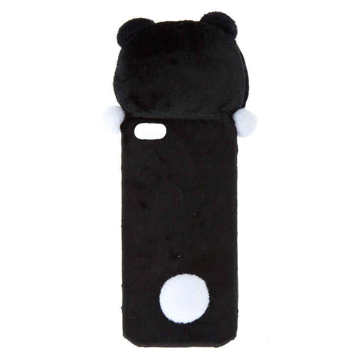 Plush Panda Phone Case,