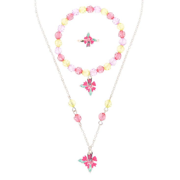 Kids Hibiscus Jewelry Set Claires Us