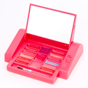 Team Rainbow Bling Mechanical Bling Lip Gloss Set - Pink,