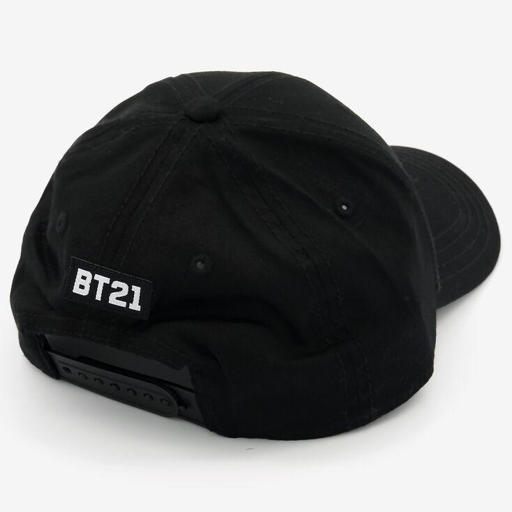 BT21©Baseball Cap – Black,