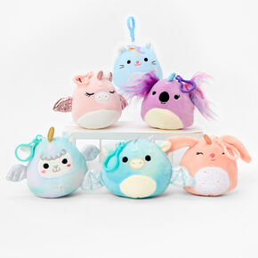 """Squishmallows™ 3.5"""" Fantasy Squad Keychain Plush Toy - Styles May Vary,"""