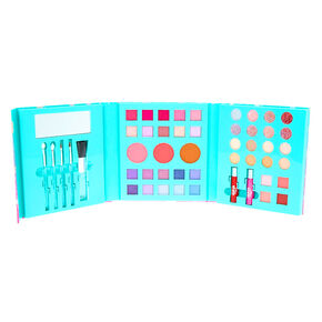 Ombre Holographic Unicorn 48 Piece Makeup Set,