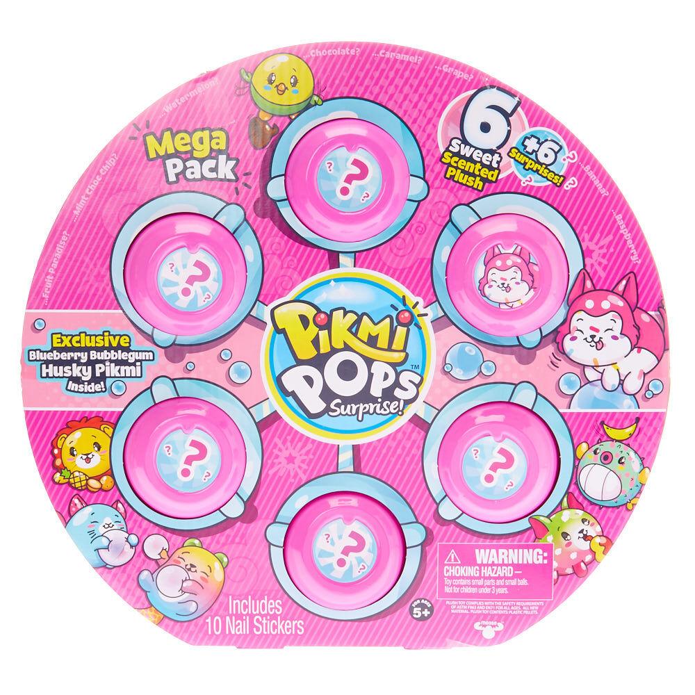 Pikmi Pops Mega Pack Husky Pikmi