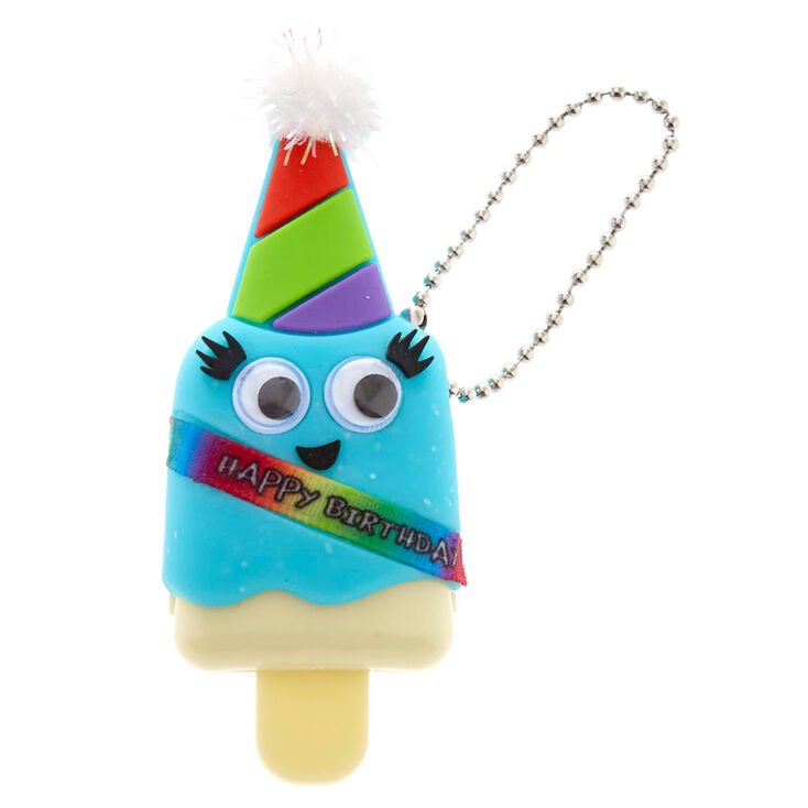 Pucker Pops Happy Birthday Googly Eyed Flavored Lipgloss