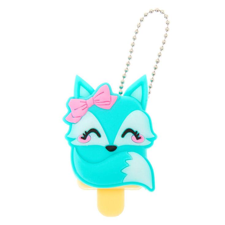 Pucker Pops Trixie the Fox Lip Gloss - Coconut,