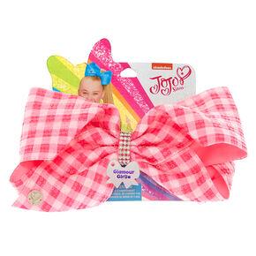 JoJo Siwa™ Large Glamour Girlie Signature Hair Bow,