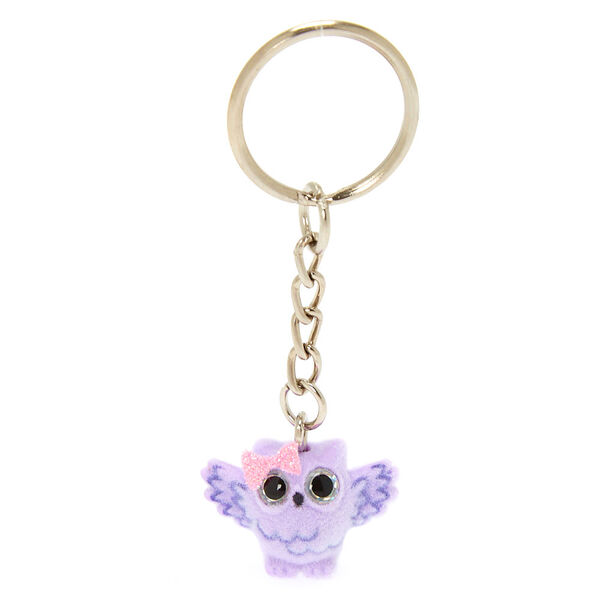 Claire's - best friend animal party keyrings - 2