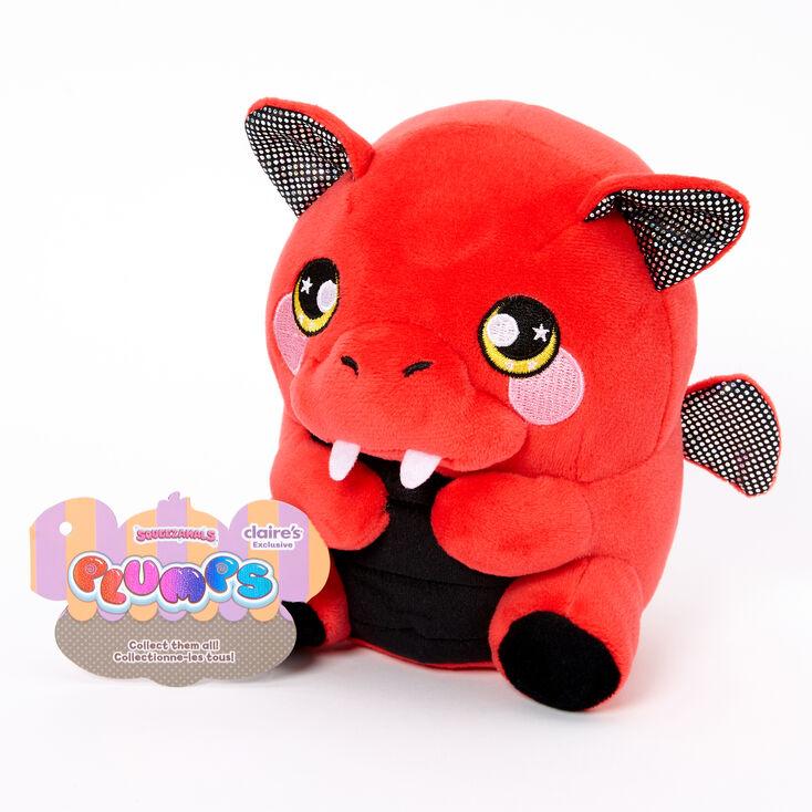 Squeezamals™ Plumps Dragon Plush Toy,