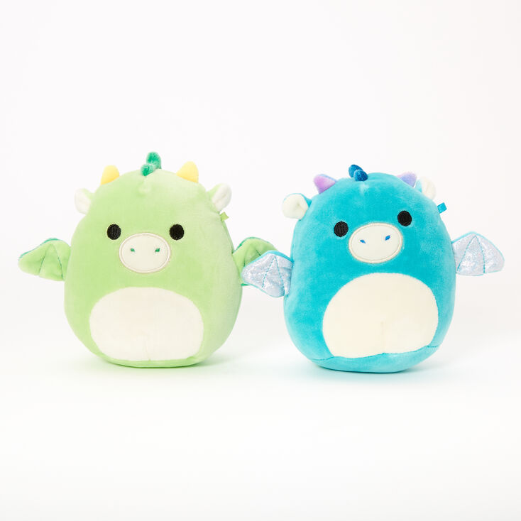 """Squishmallows™ 5"""" Dragon Plush Toy - Styles May Vary,"""