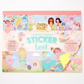 Story Magic™ Fashion Friends Sticker Book,