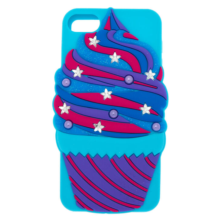 reputable site 33916 4cfe0 Star Cupcake iPod® Touch 5/6 Case - Turquoise