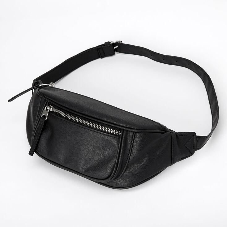 Slim Bum Bag - Black,