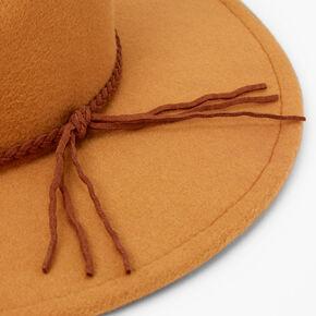 Felt Rancher Hat - Camel,