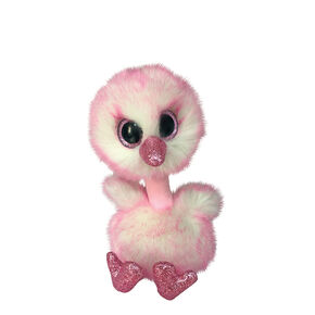 Ty Beanie Boo Small Kenya the Ostrich Soft Toy,