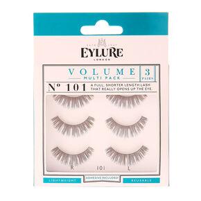 4fbc5f254c9 101 Volume Multi Pack Eylure False Eyelashes