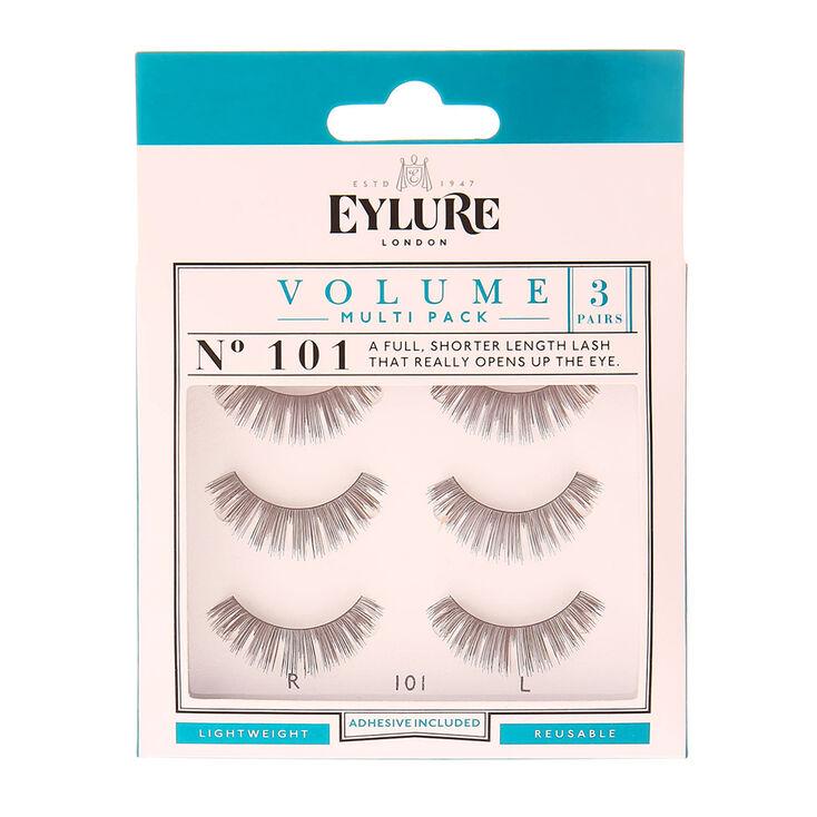 668eb505182 No. 101 Volume Multi Pack Eylure False Eyelashes | Claire's