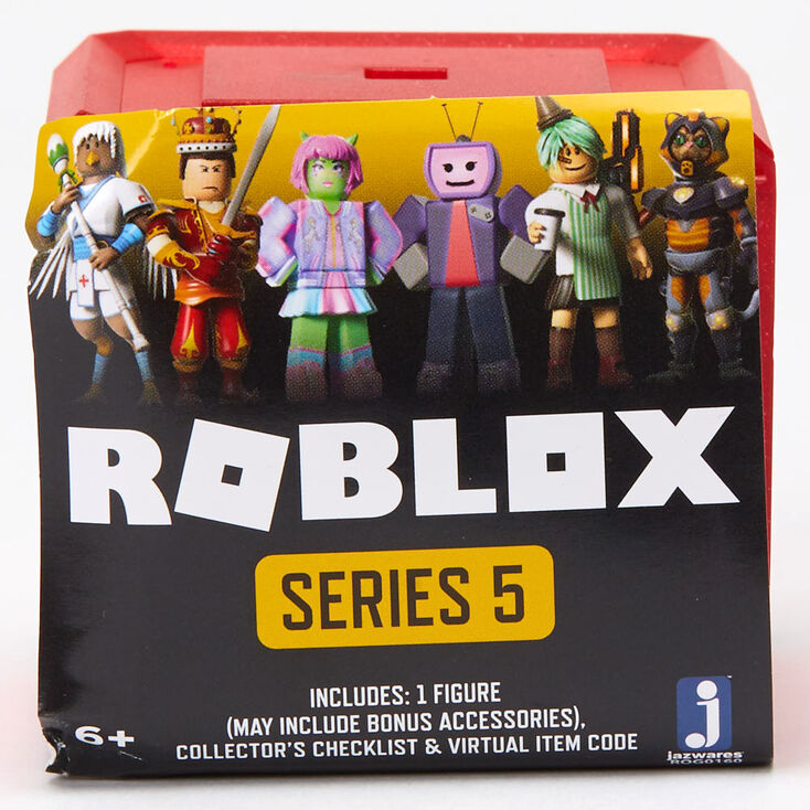 Roblox 5 Roblox Series 5 Blind Bag Claire S