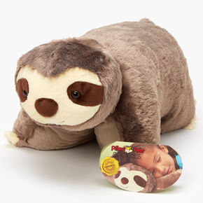 Pillow Pets® Originals Sloth Plush Toy - Brown,