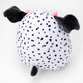 "Squishmallows™ 12"" Dalmatian Plush Toy,"