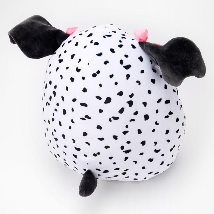 "Squishmallows™ 12"" Dalmatian Plush Toy,"