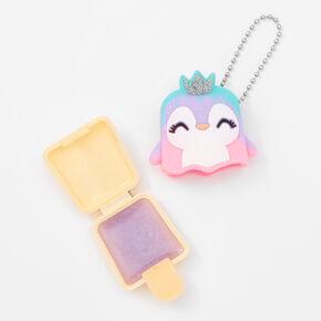 Pucker Pops Penguin Princess Lip Gloss - Bubblegum,