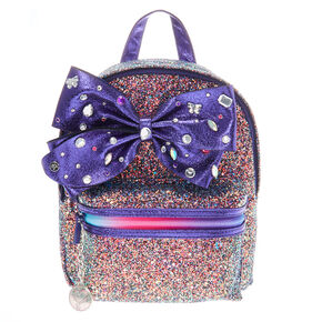 de4ed6e0096 JoJo Siwa™ Cake Glitter Backpack - Purple