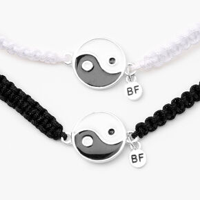 Best Friends Yin-Yang Bracelets - 2 Pack,