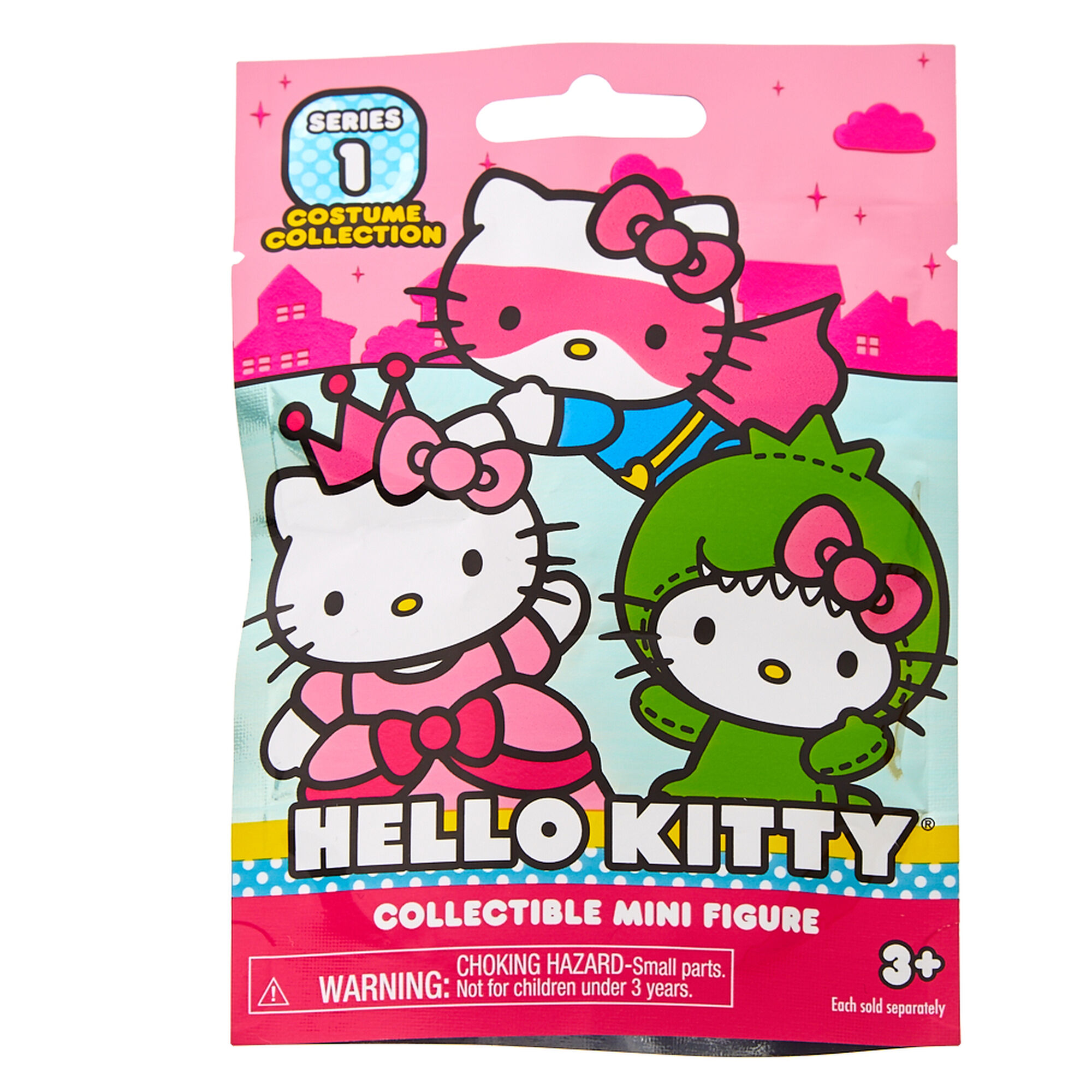 Hello Kitty Series 1 Costume Collection Blind Bag Claire S