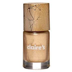 Metallic Nail Polish - Gold,